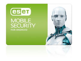 آنتی ویروس اورجینال ESET Mobile Security For Android ESET Mobile Security Home Edition ESET Mobile Security Home Edition ems splashscreen